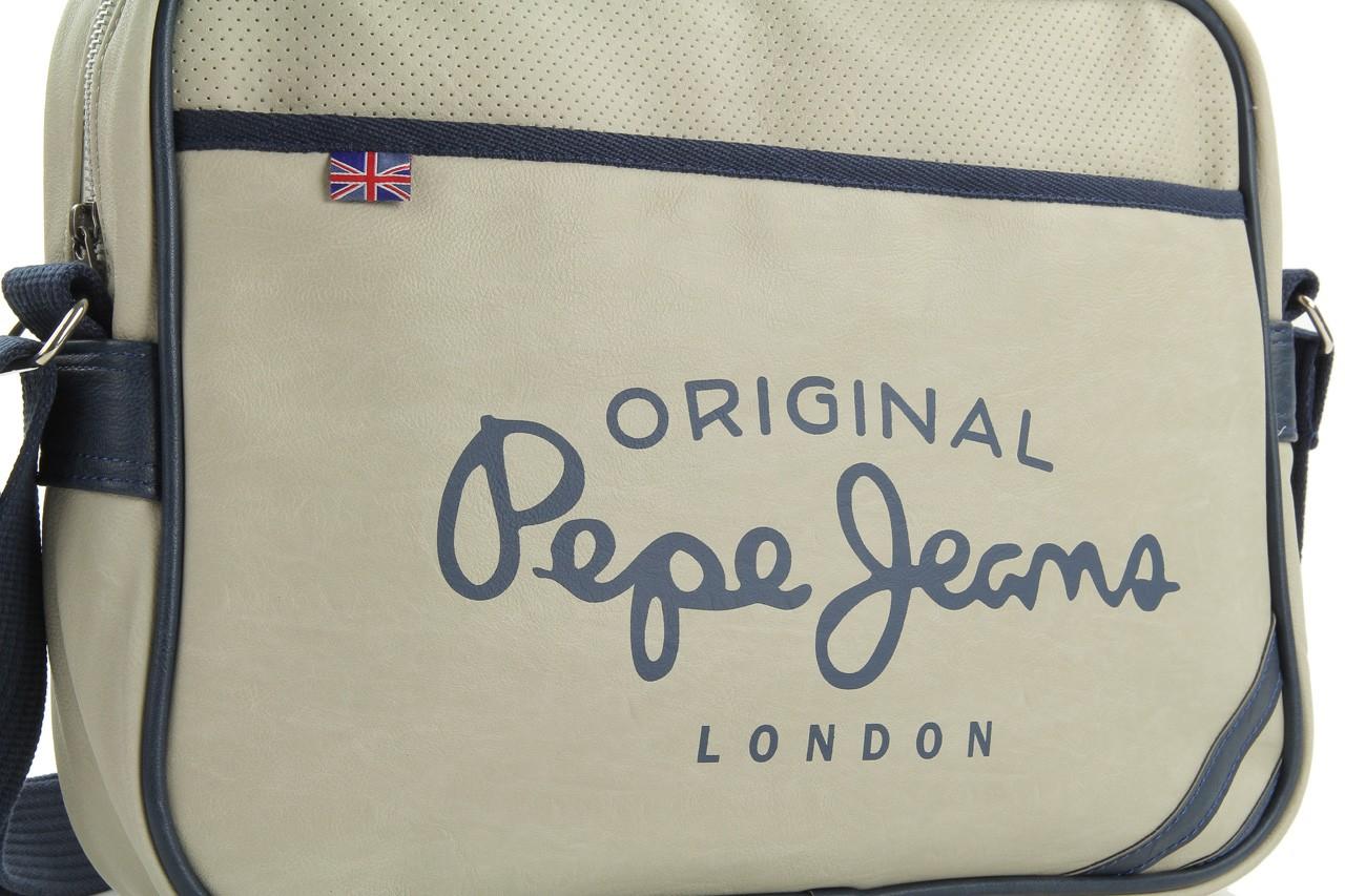 Pepe jeans torebka pm030332 grey - pepe jeans  - nasze marki 9