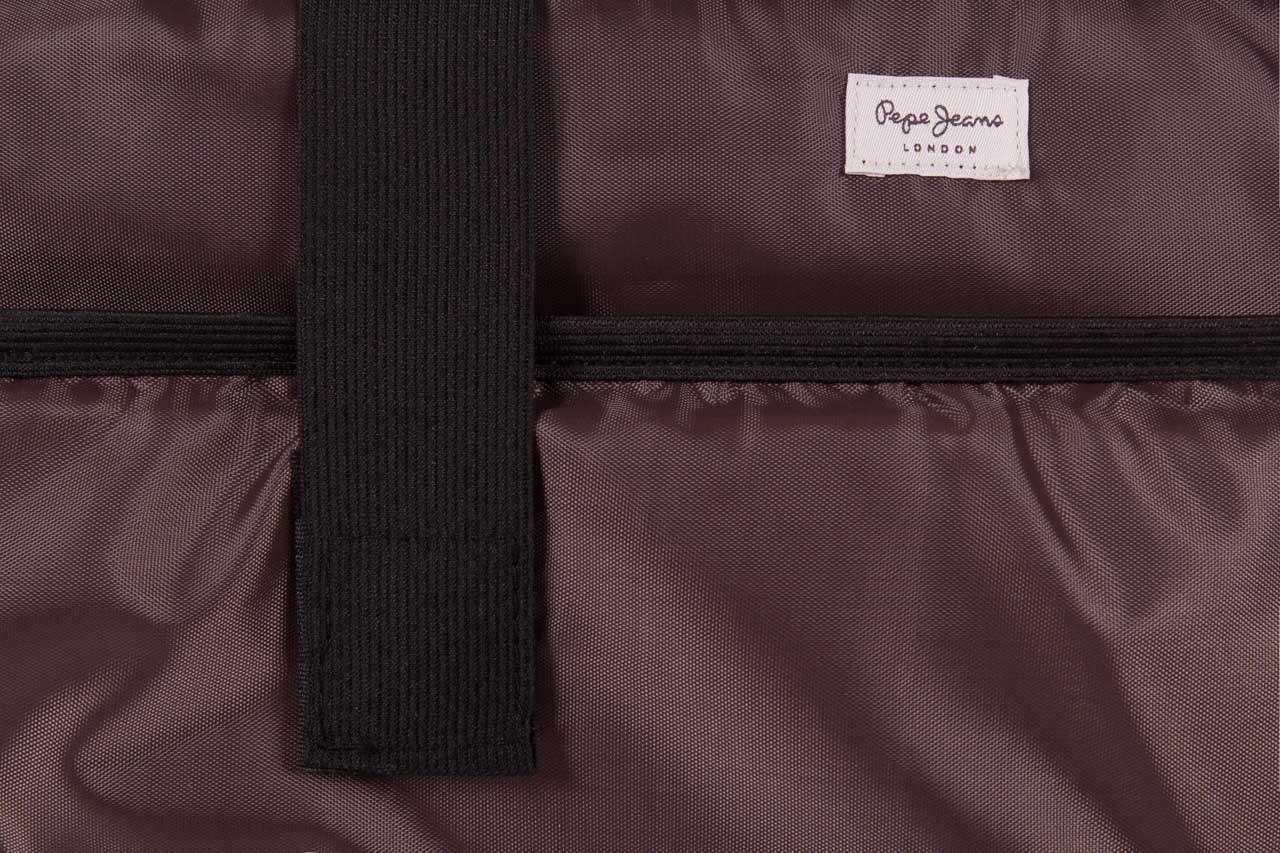 Pepe jeans torebka pm030400 everet bag grey - pepe jeans  - nasze marki 8