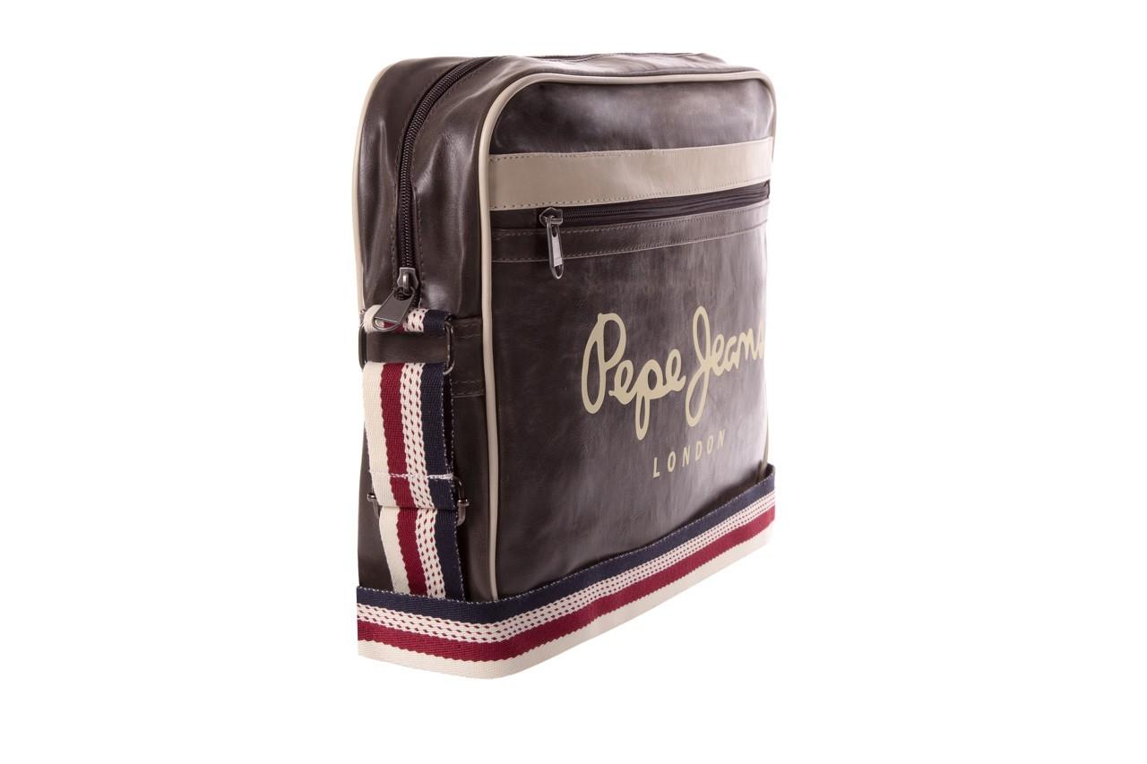 Pepe jeans torebka pm030400 everet bag grey - pepe jeans  - nasze marki 6