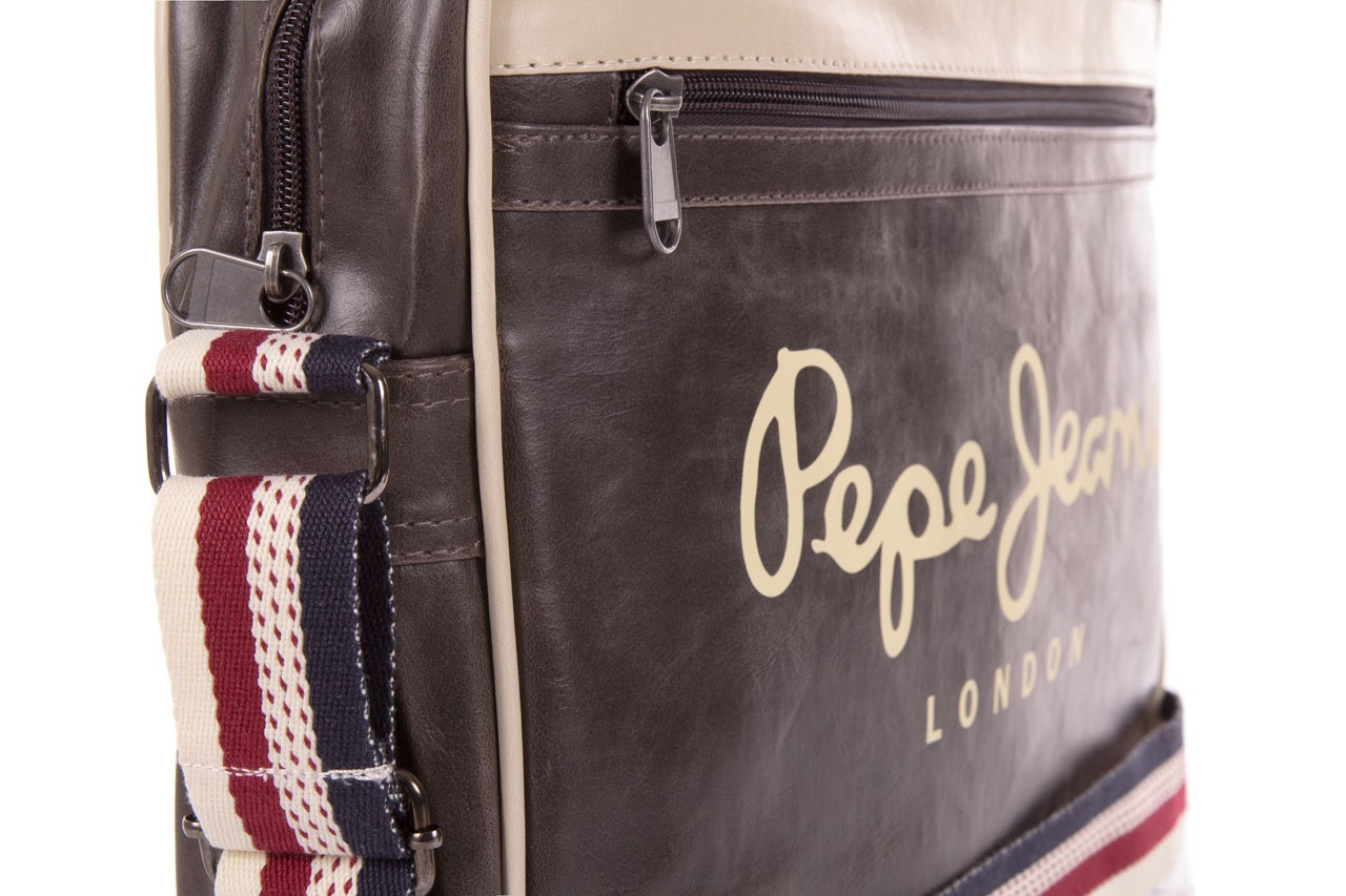 Pepe jeans torebka pm030400 everet bag grey - pepe jeans  - nasze marki 9