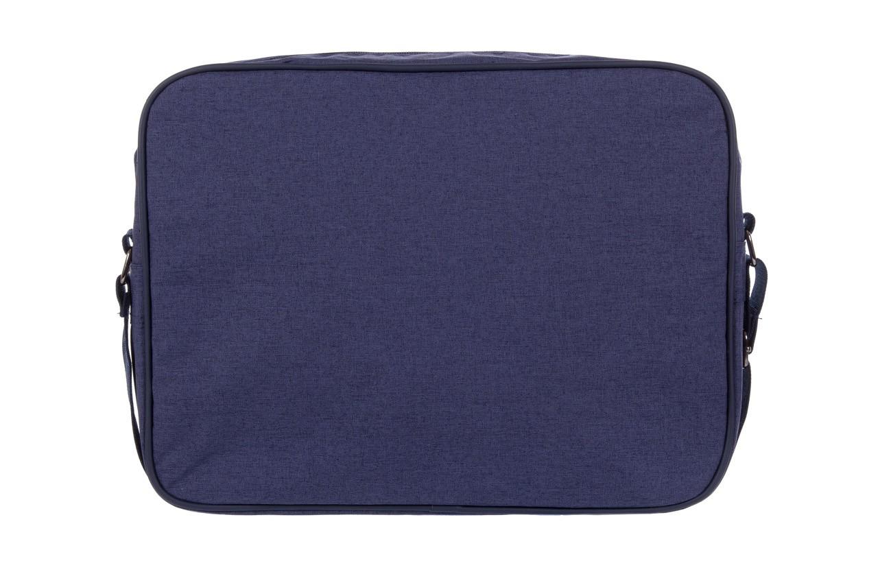 Pepe jeans torebka pm030402 graves bag blue - pepe jeans  - nasze marki 7
