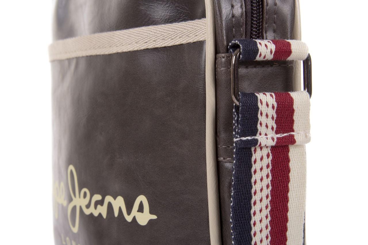 Pepe jeans torebka pm030404 hunt bag grey - pepe jeans  - nasze marki 7