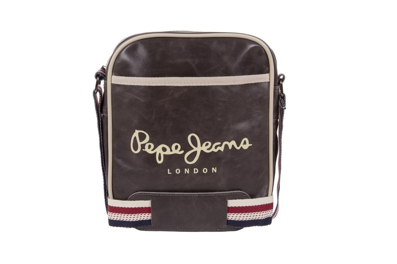 Pepe jeans torebka pm030404 hunt bag grey - pepe jeans  - nasze marki 4
