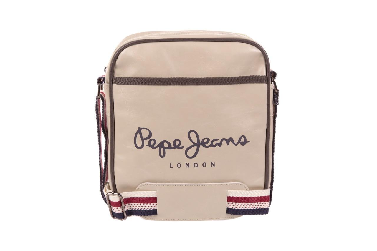 Pepe jeans torebka pm030404 hunt bag off white - pepe jeans  - nasze marki 4