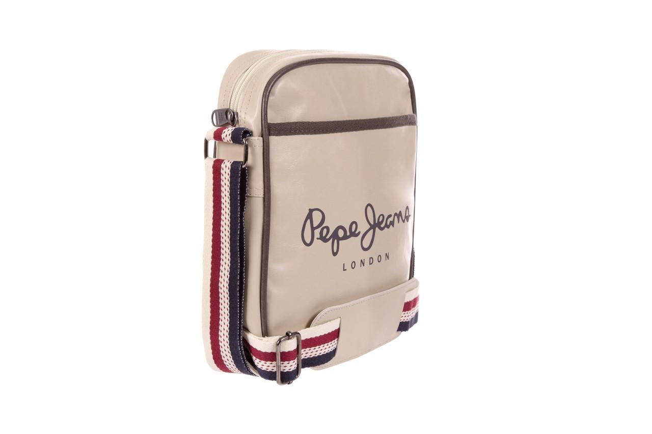 Pepe jeans torebka pm030404 hunt bag off white - pepe jeans  - nasze marki 5