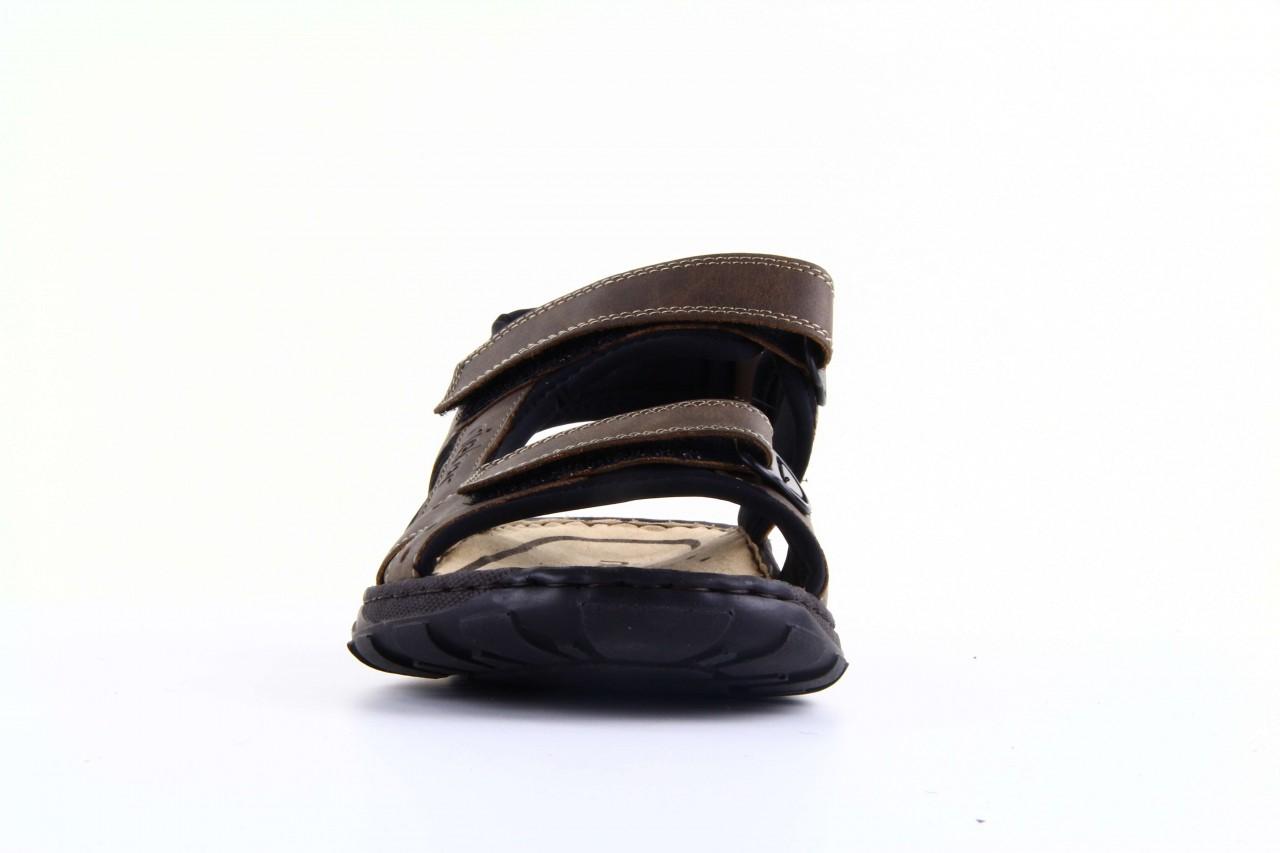 Rieker 26062-25 brown kombi - nasze marki 6