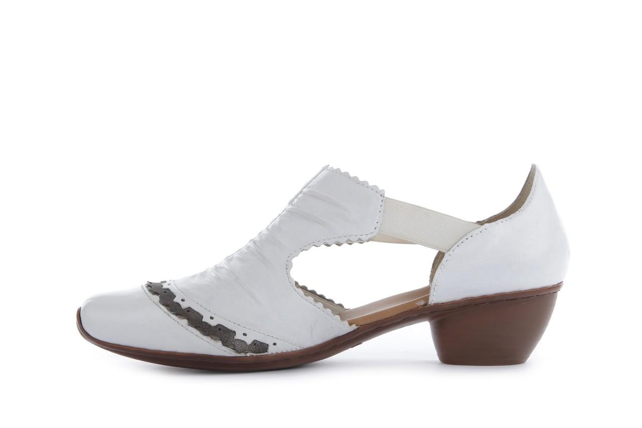 Rieker 43783-81 white 8