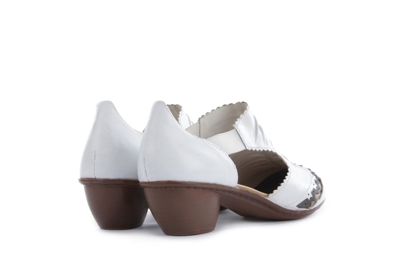 Rieker 43783-81 white 9