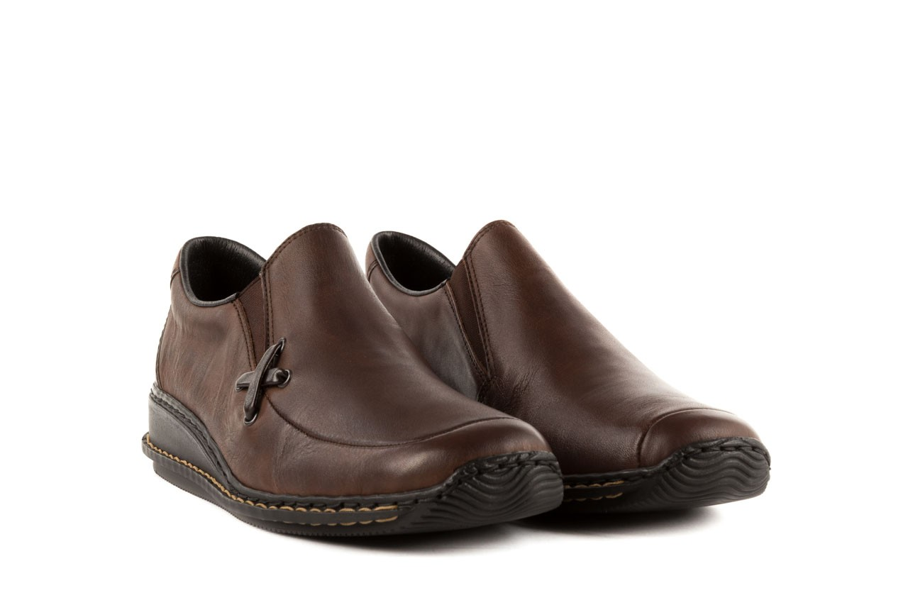 Rieker 44363-25 brown 15 7