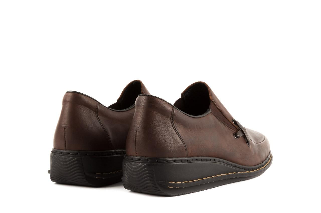 Rieker 44363-25 brown 15 9