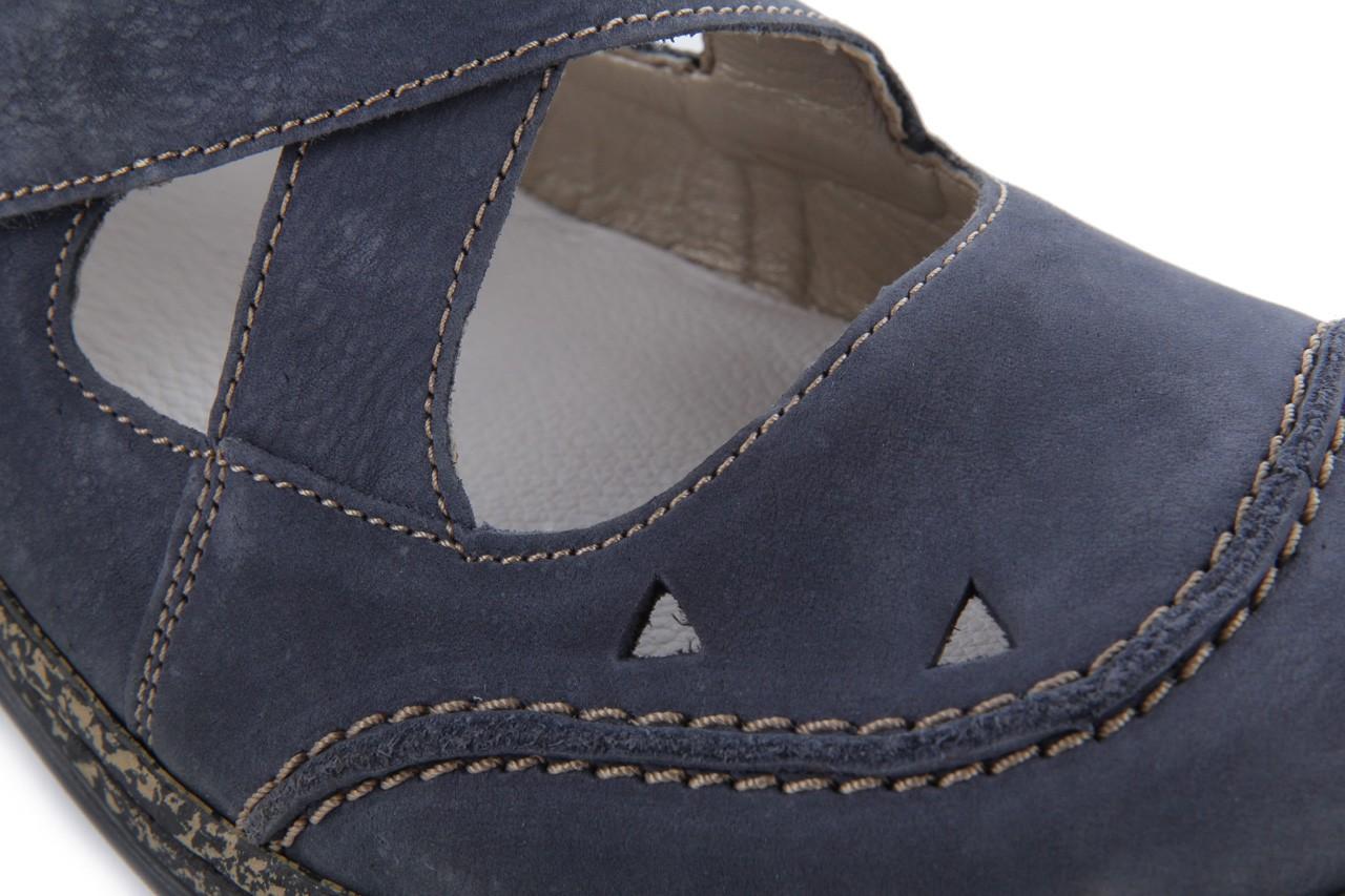 Rieker 46379-14 blue * - nasze marki 13
