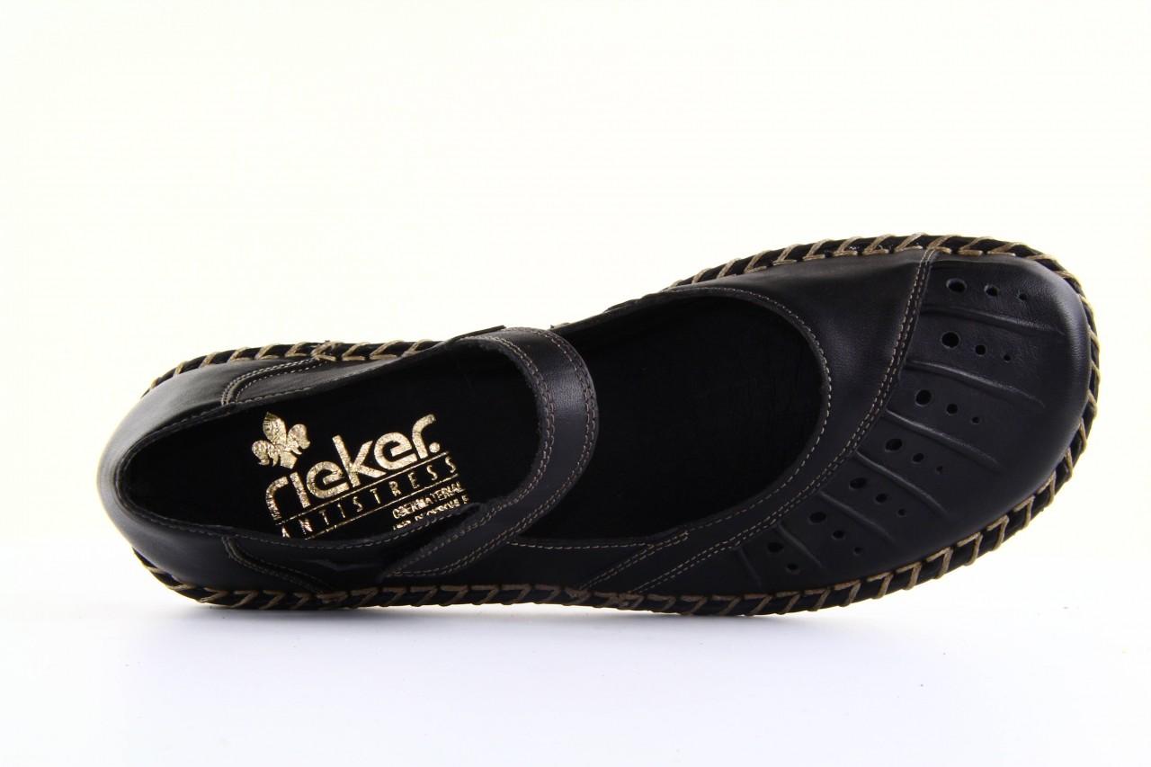 Rieker 49860-00 black 10