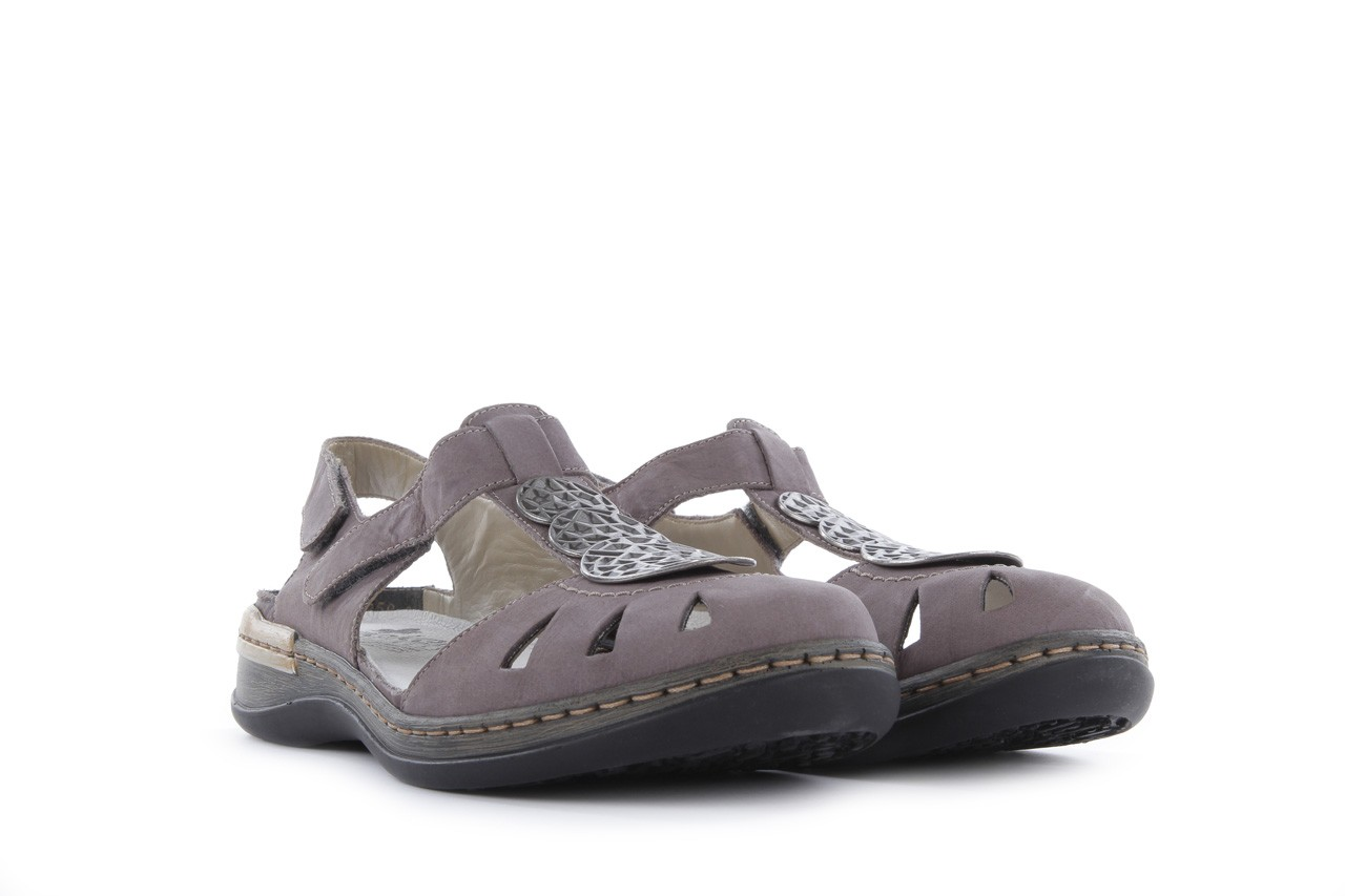 Rieker 54056-40 grey 7