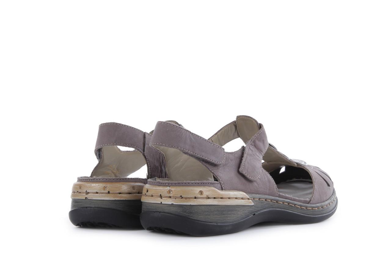 Rieker 54056-40 grey 9