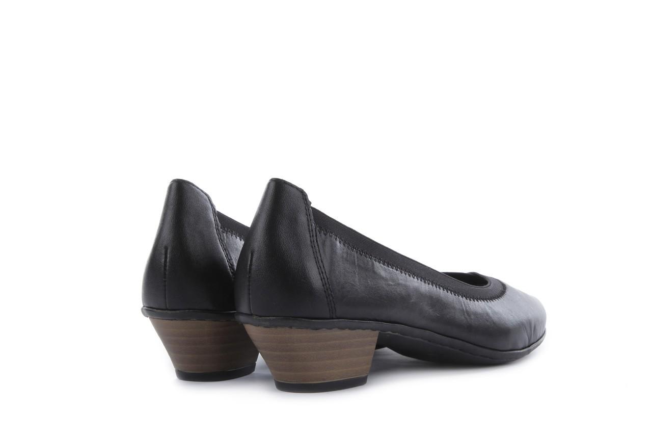 Rieker 58061-00 black - nasze marki 9