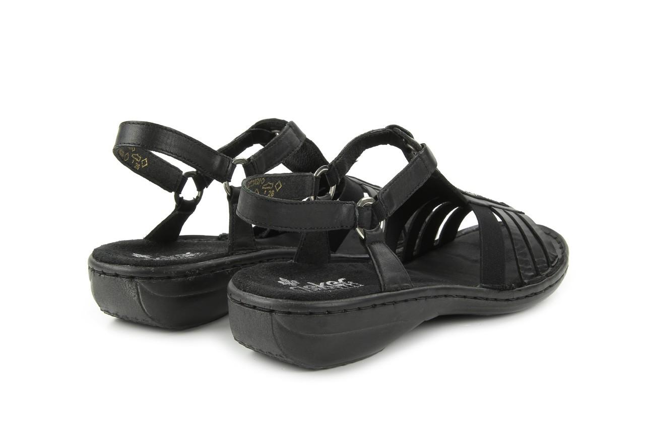 Rieker 60808-01 black 10