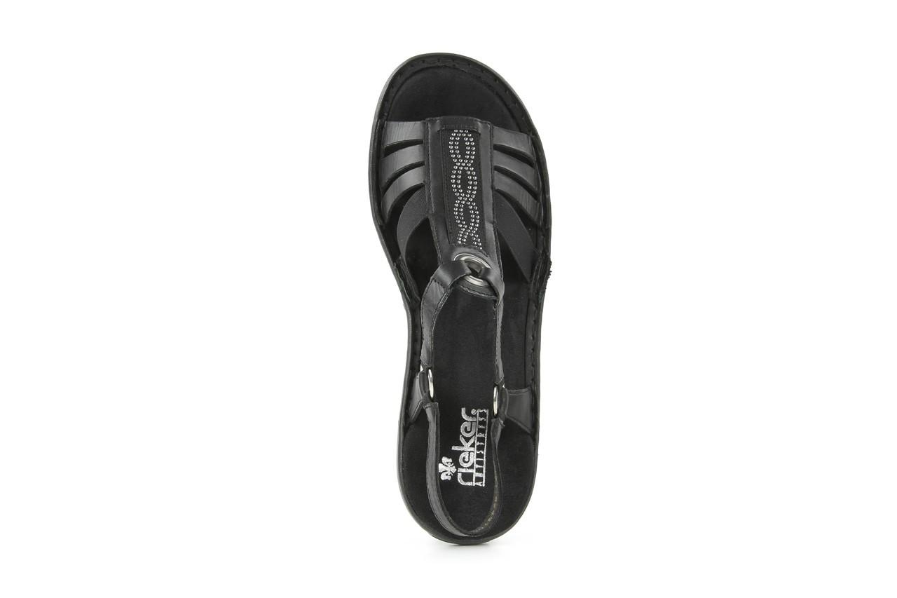 Rieker 60808-01 black 9