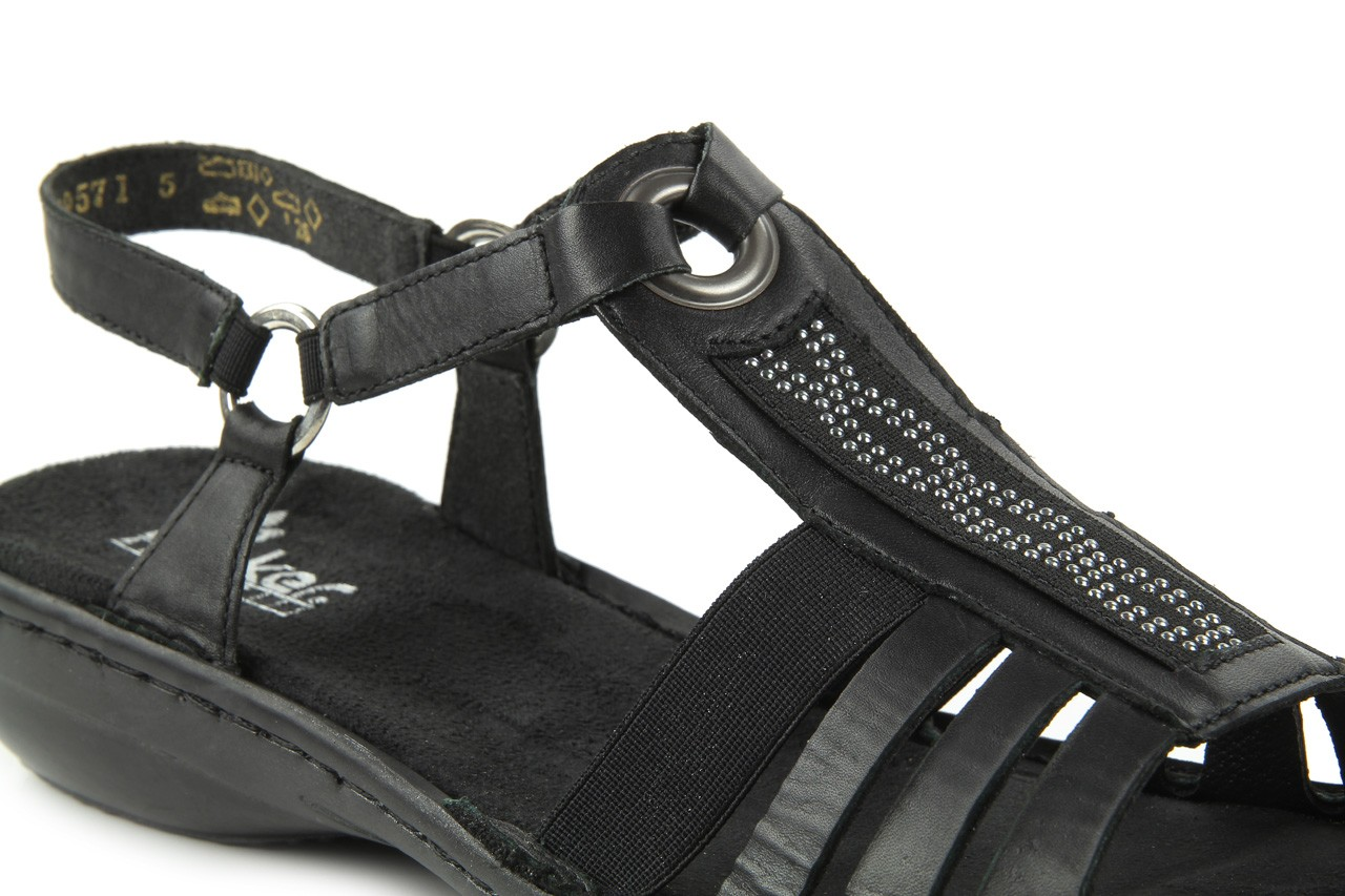 Rieker 60808-01 black 11