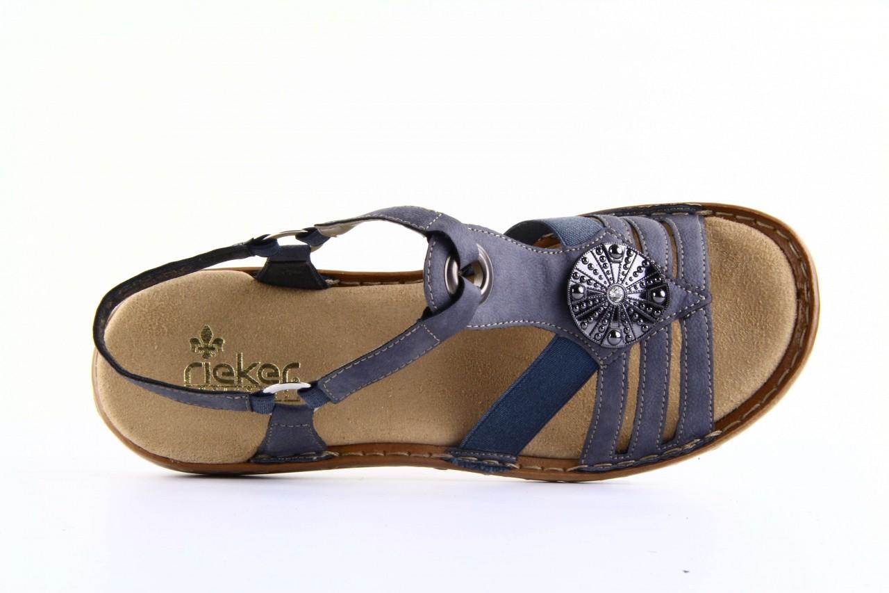 Rieker 60869-14 blue 10