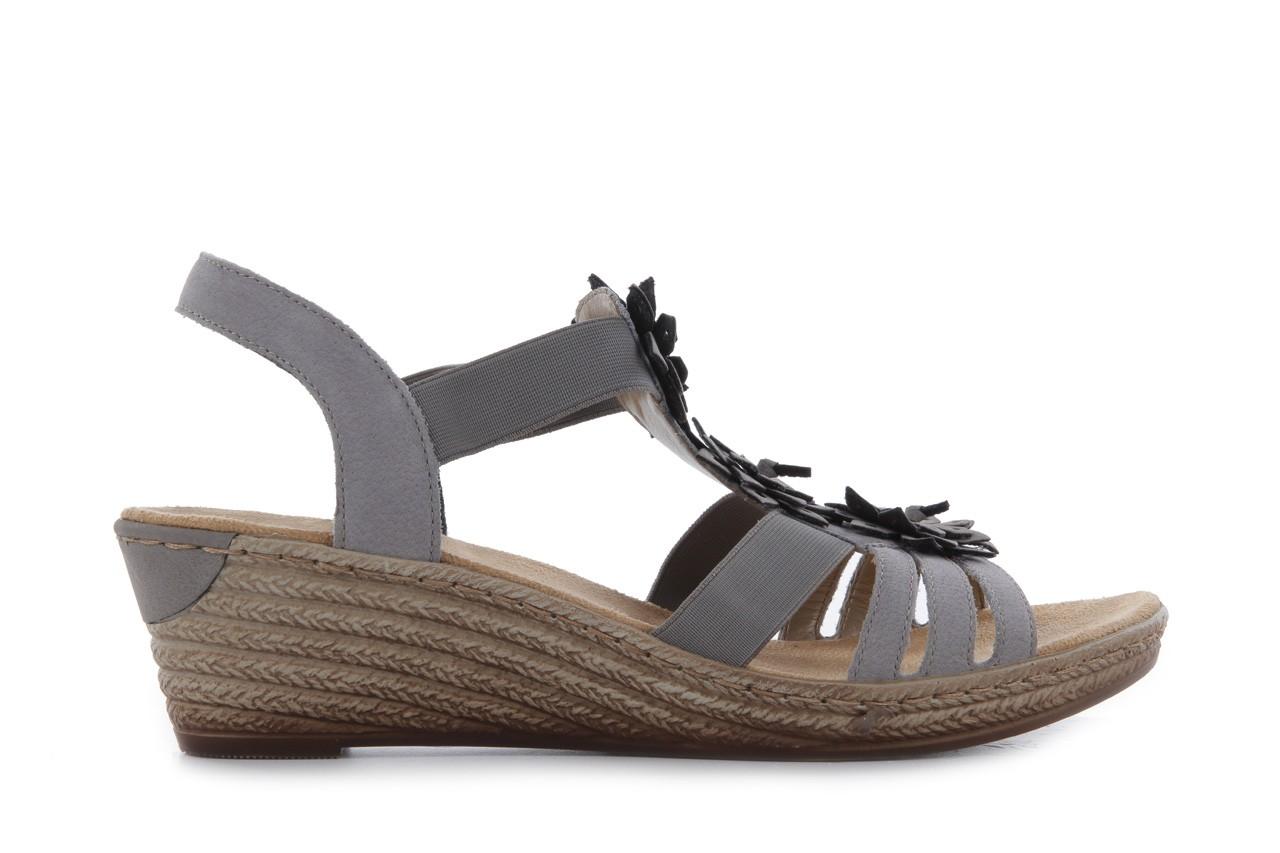 Rieker 62461-43 grey 6