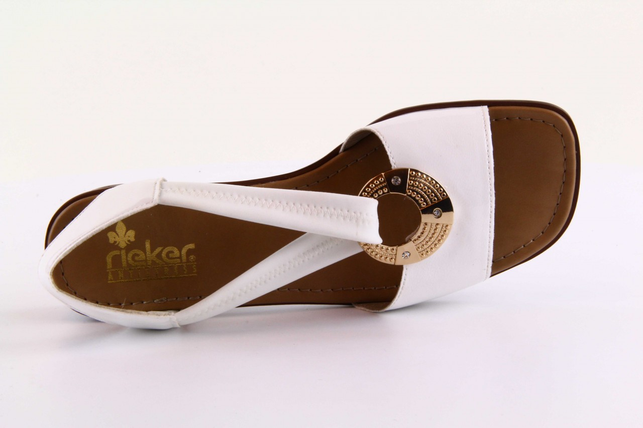 Rieker 62661-80 white 9