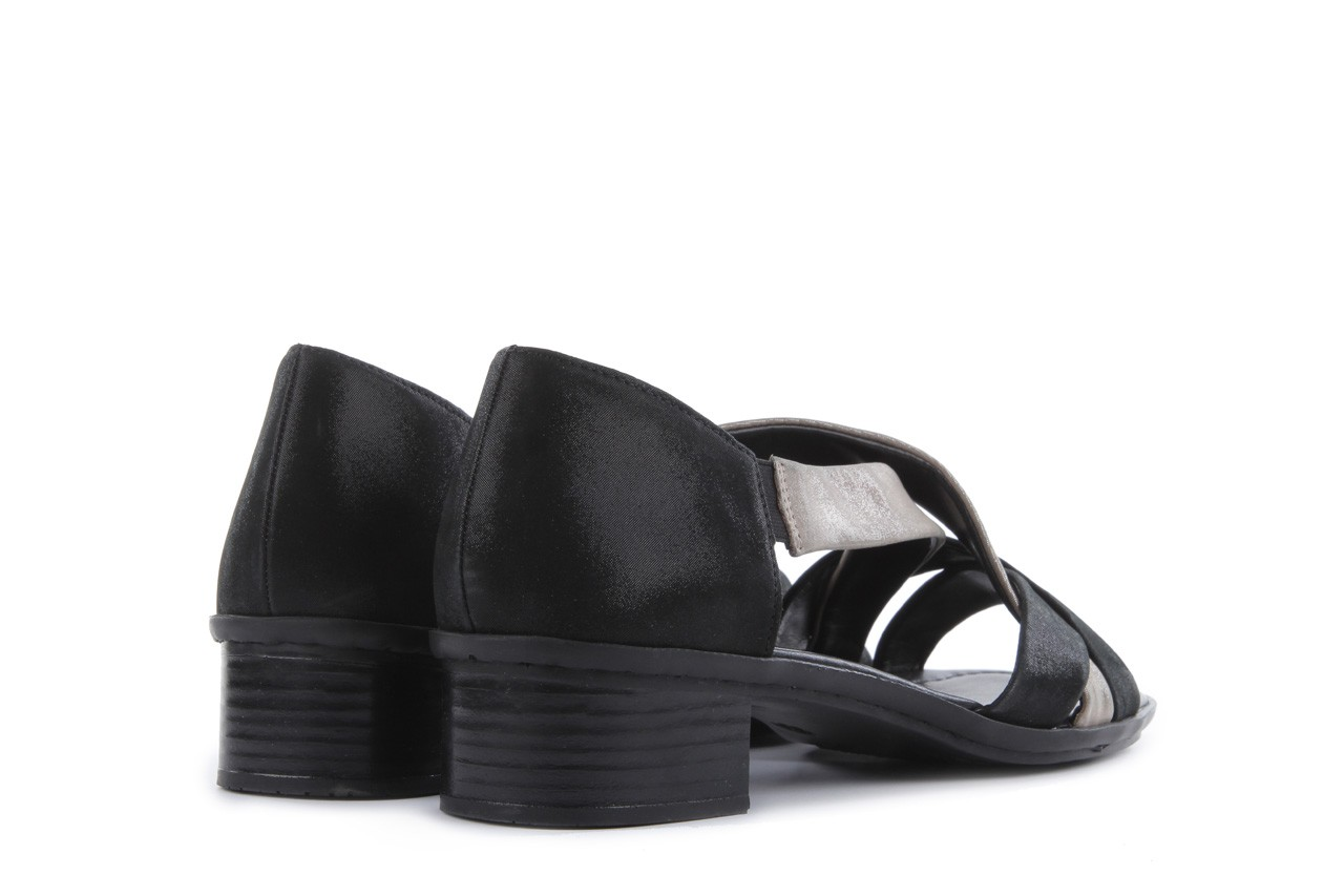 Rieker 62679-00 black combi 9