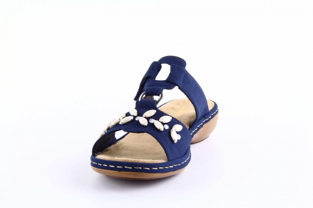 Rieker 65981-14 blue 7