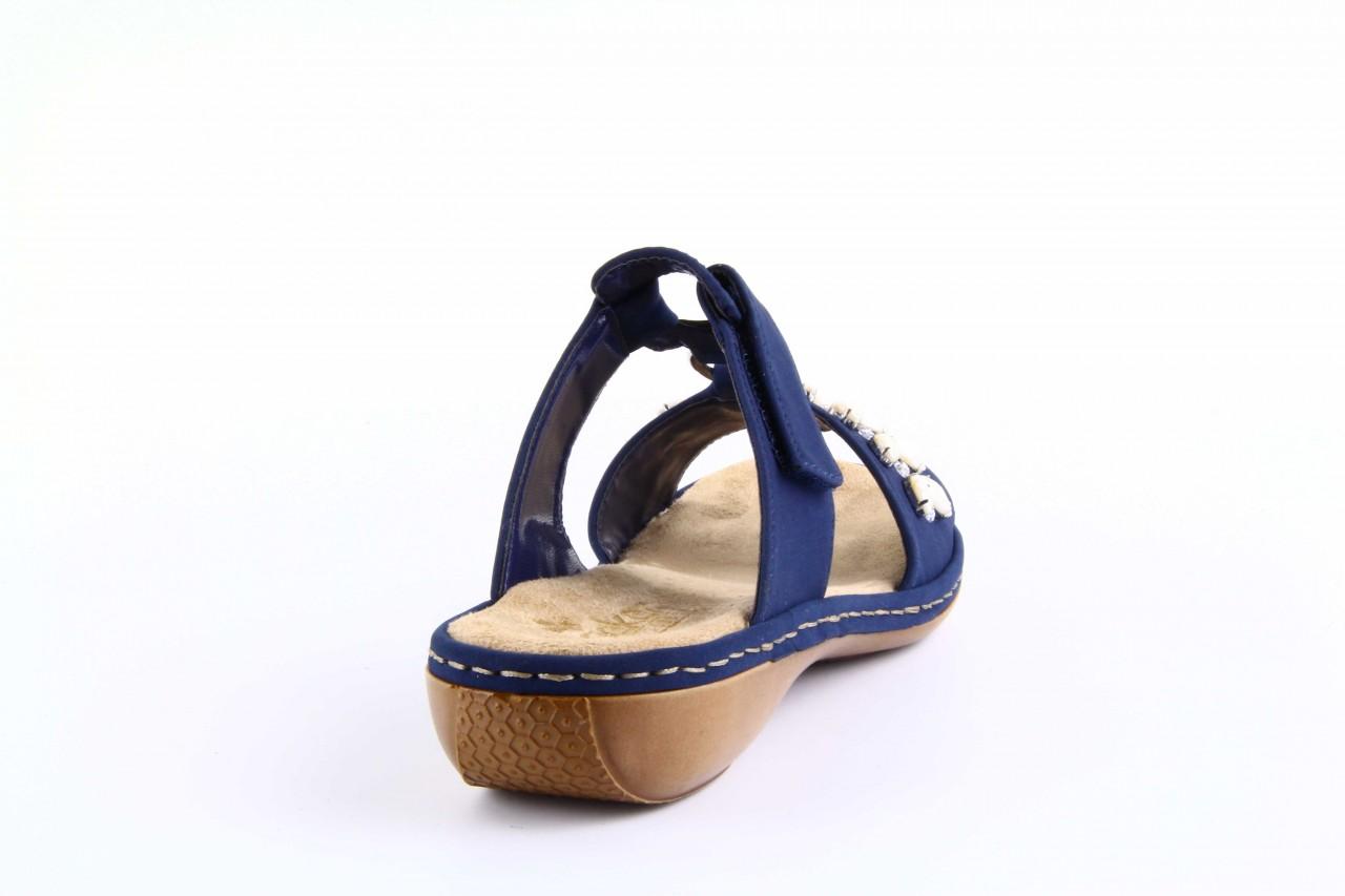 Rieker 65981-14 blue 6