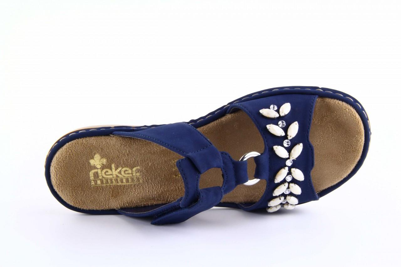 Rieker 65981-14 blue 11