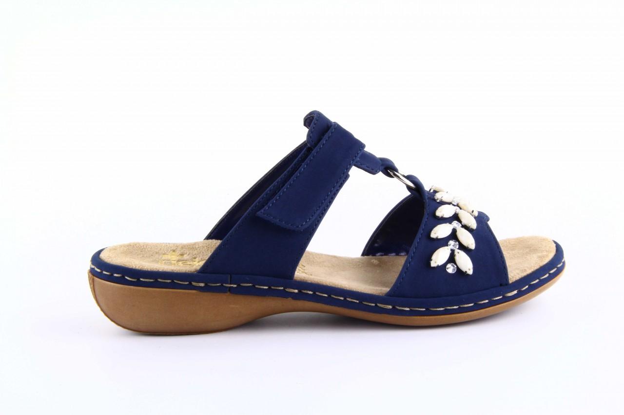 Rieker 65981-14 blue 9