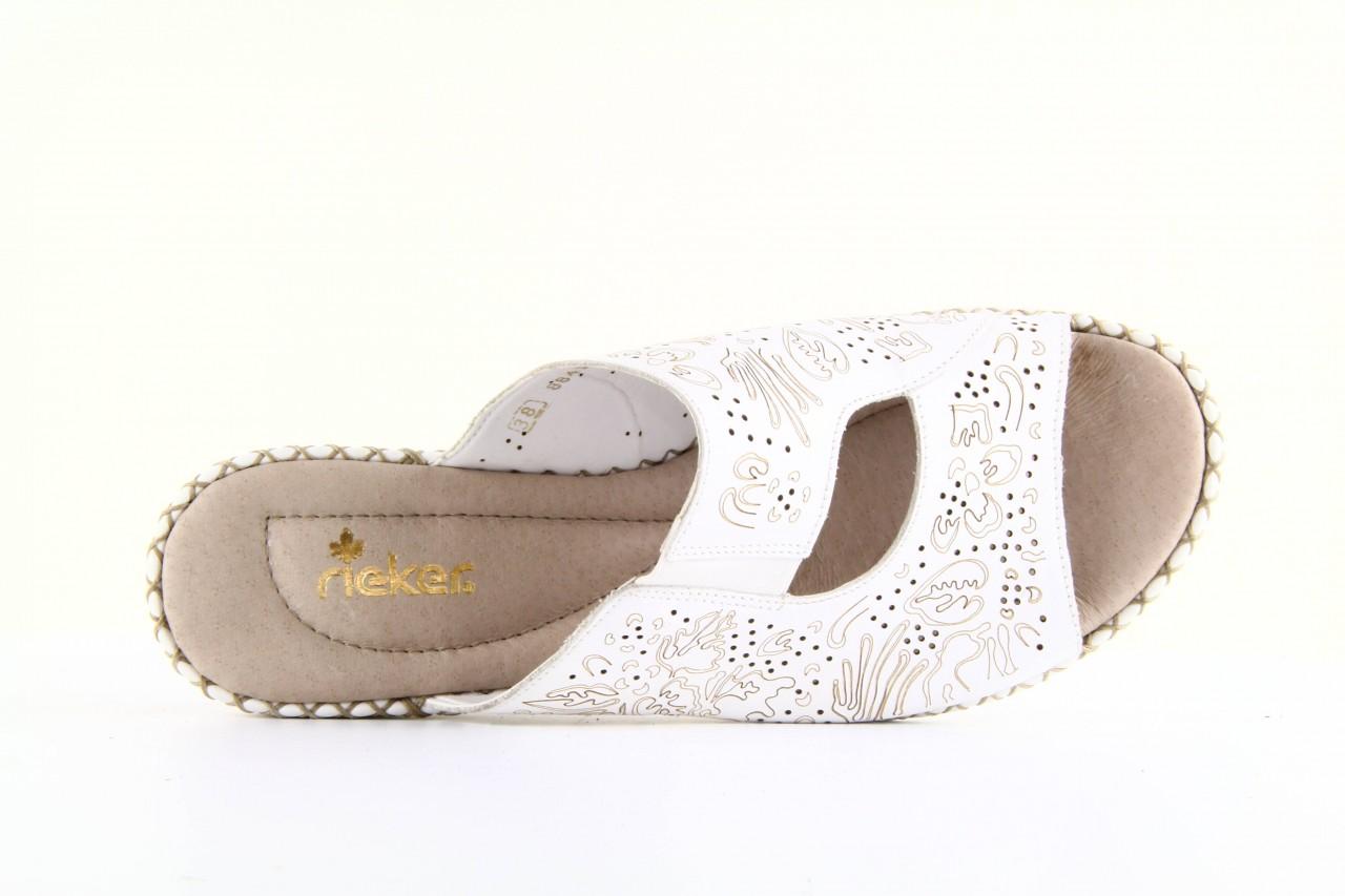 Rieker 66195-80 white 10