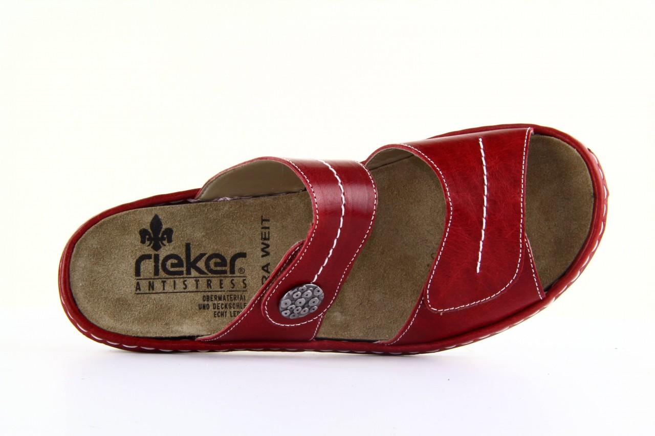 Rieker 67182-33 red 9