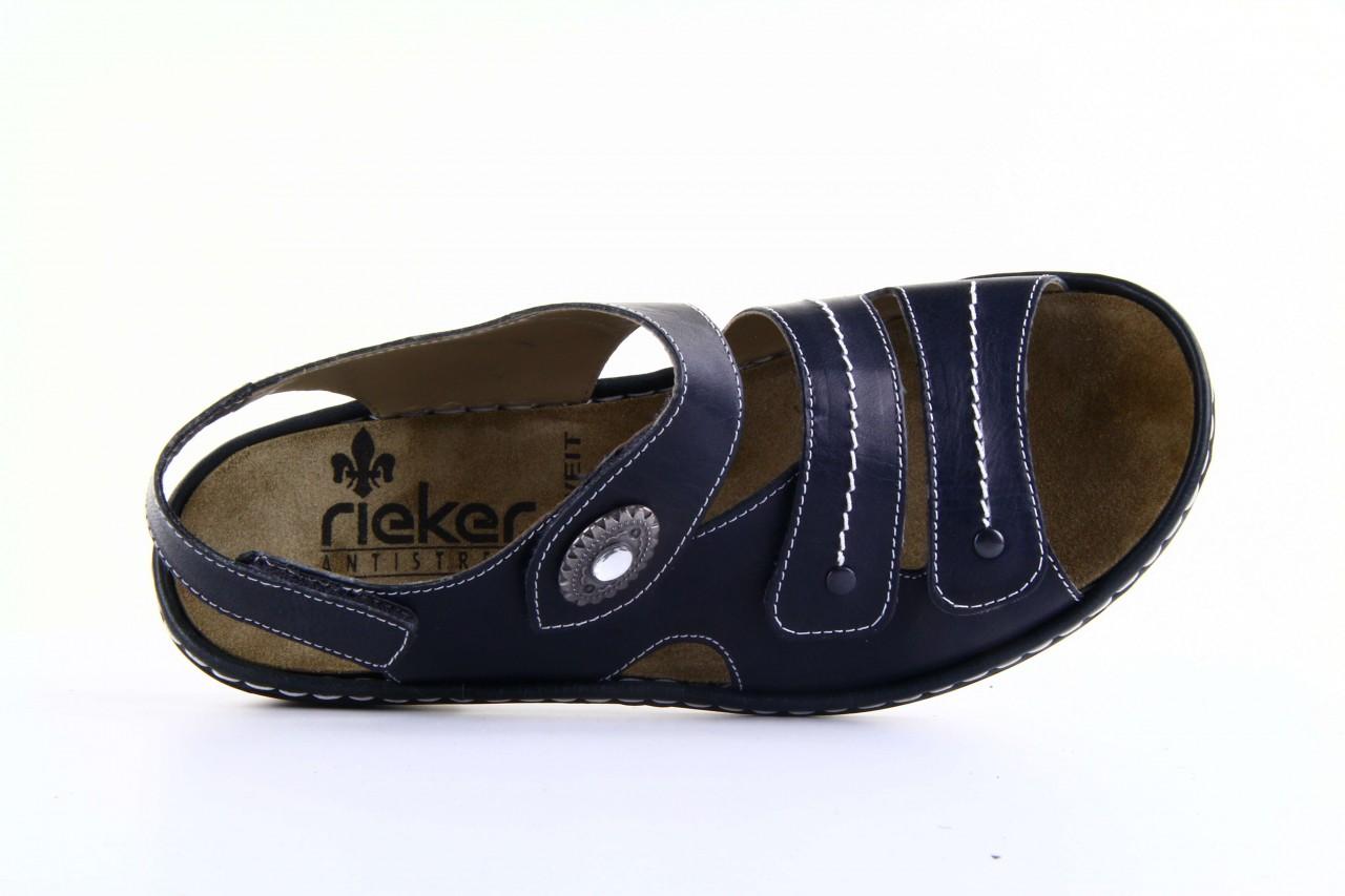 Rieker 67154-14 blue 11