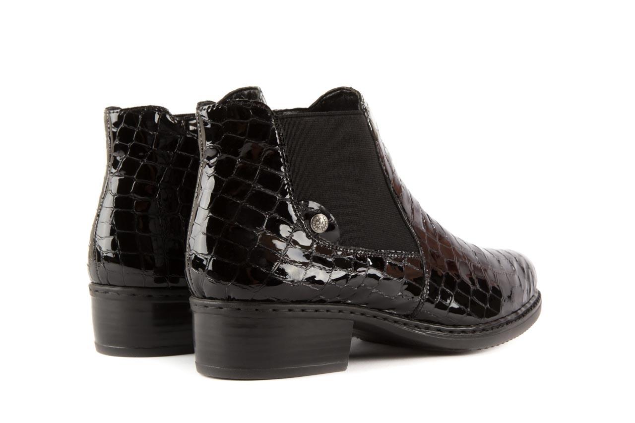 Rieker 72661-01 black 9