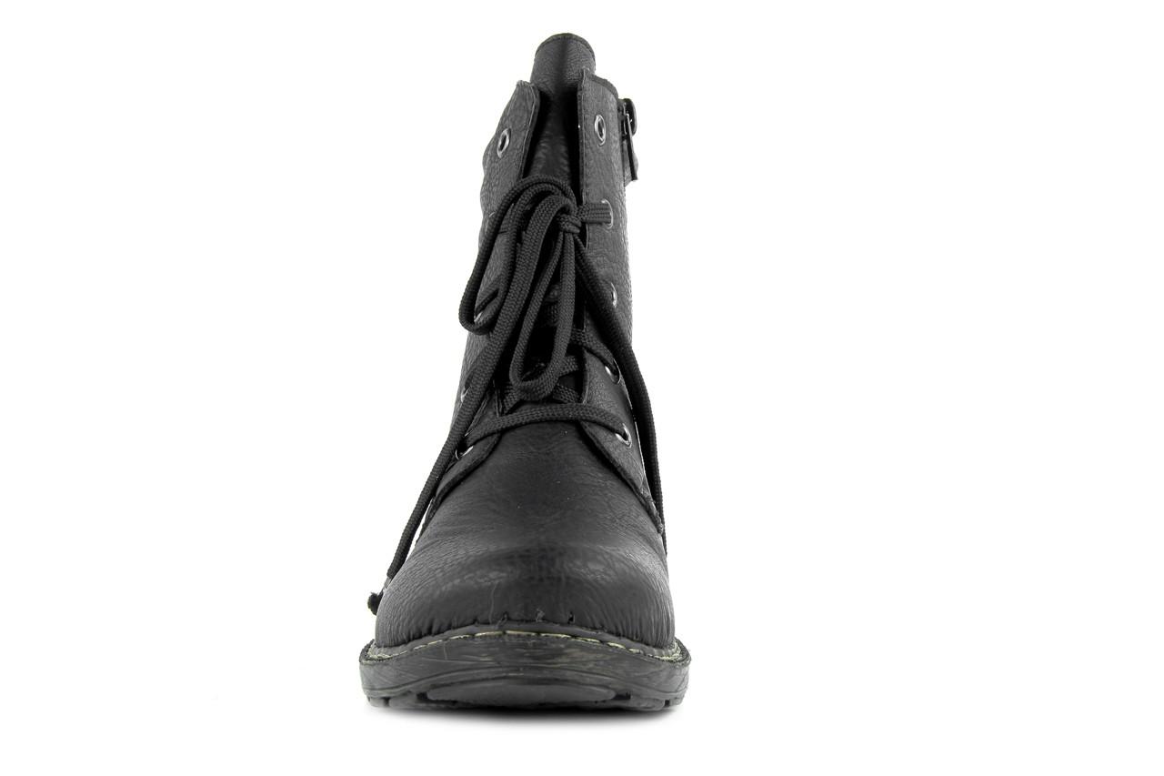 Rieker 79222-00 black - nasze marki 7