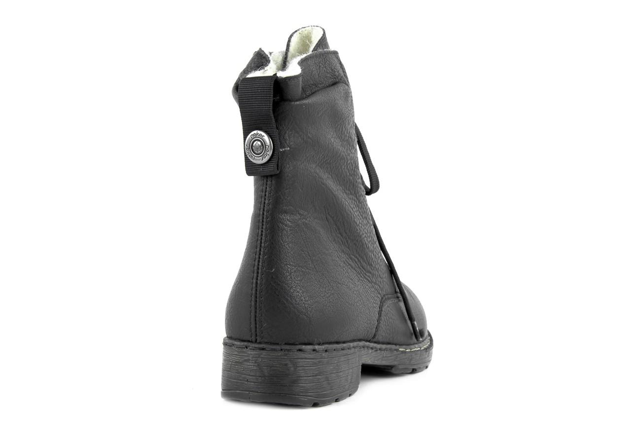 Rieker 79222-00 black - nasze marki 10