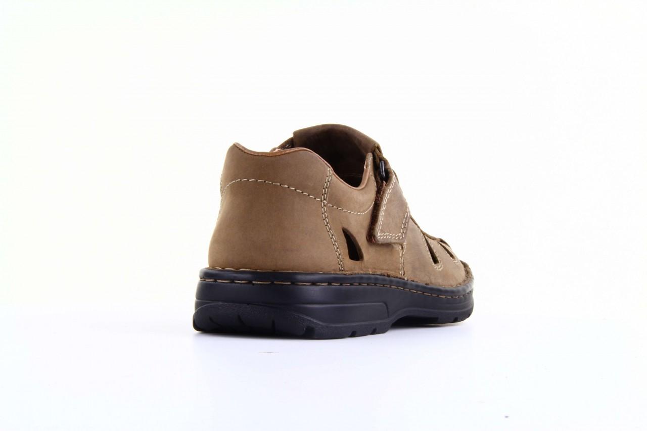 Rieker b0457-25 brown 7