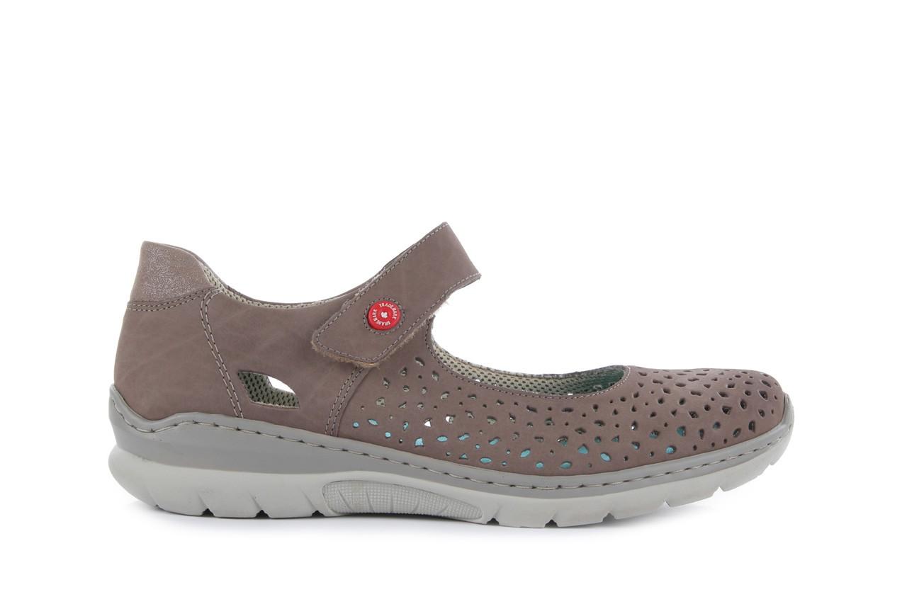 Rieker l3255-44 grey 7