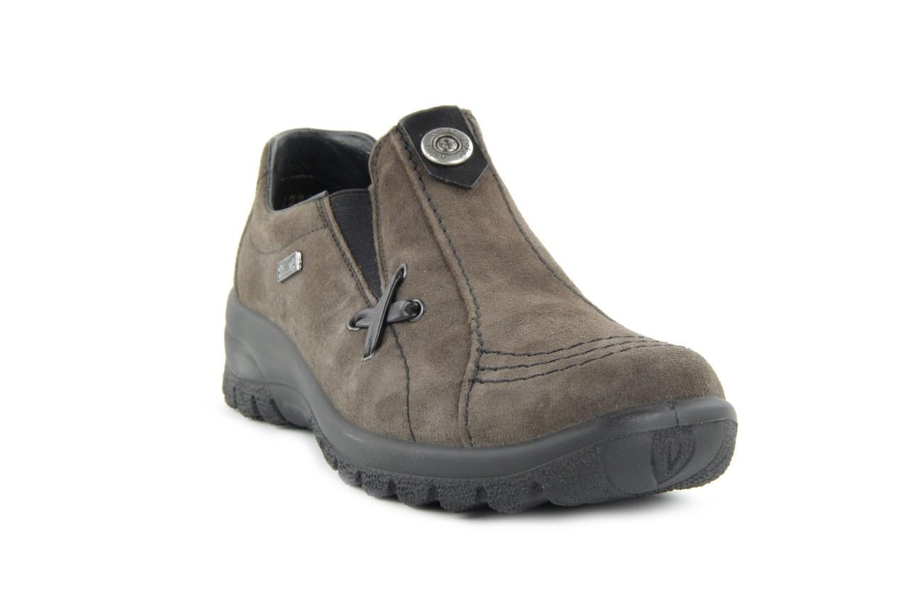 Rieker l7171-45 grey combination 11