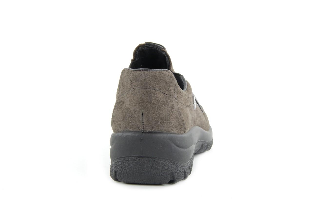 Rieker l7171-45 grey combination 8
