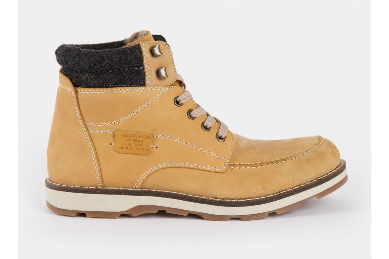 Rieker 30314-68 beige - nasze marki 9