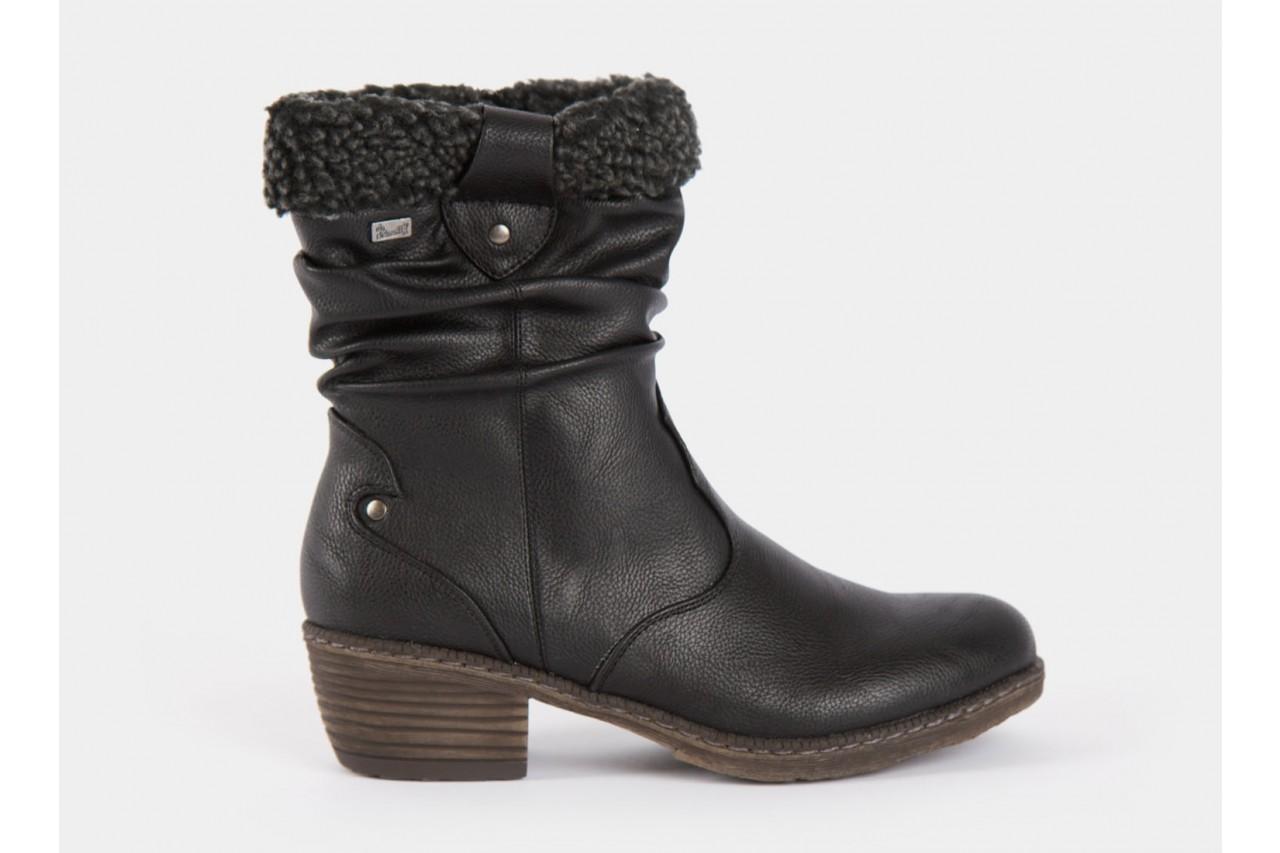 Rieker 93790-00 black comb 8