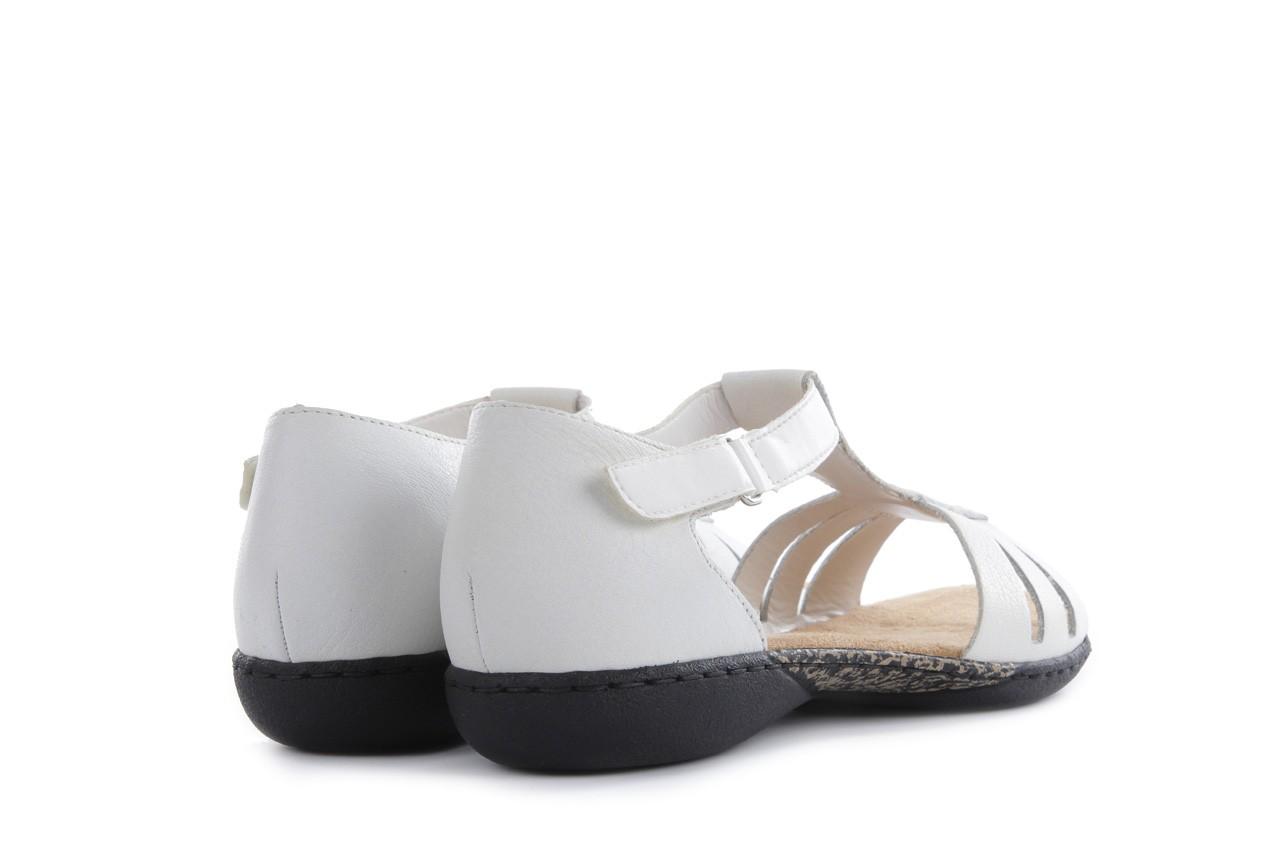 Rieker v1659-81 white 9