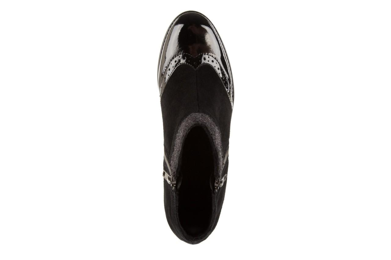 Rieker y6461-00 black combi 10