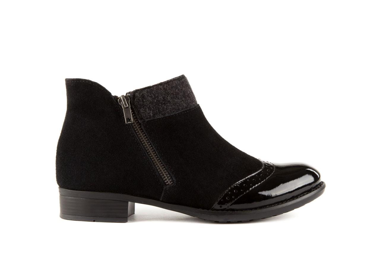 Rieker y6461-00 black combi 6