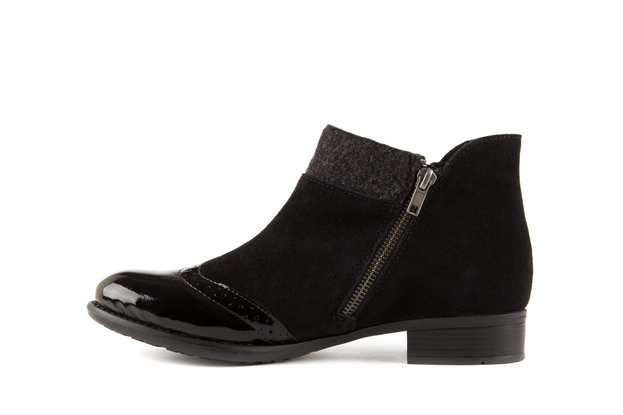 Rieker y6461-00 black combi 8