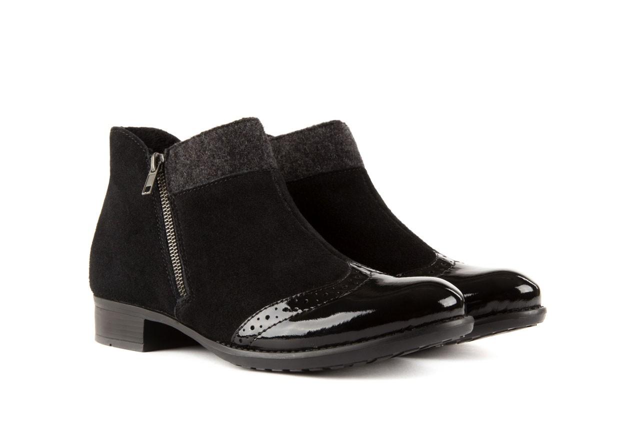 Rieker y6461-00 black combi 7