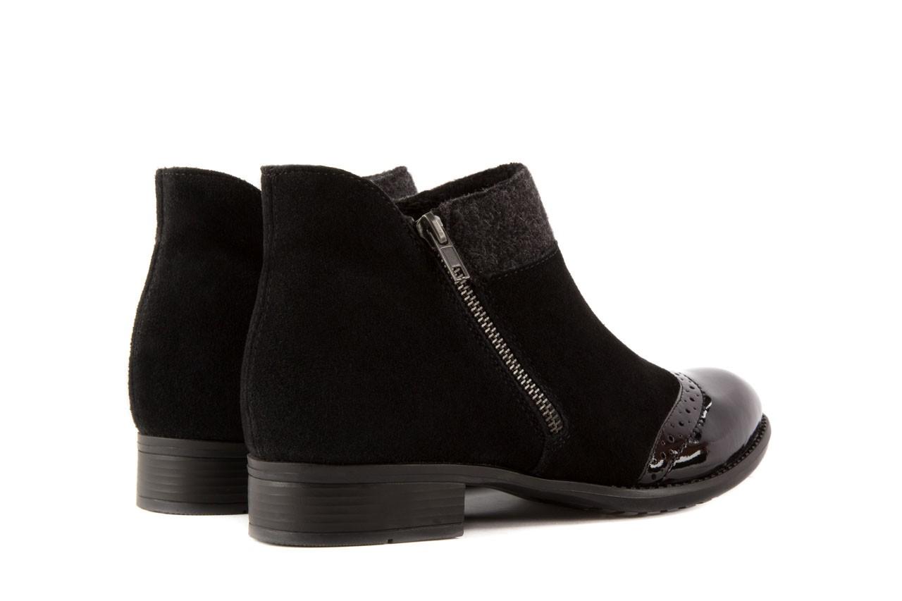 Rieker y6461-00 black combi 9