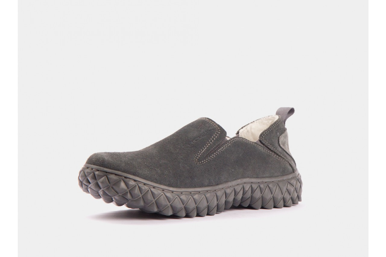 Rock x walk dark grey fluff - rock - nasze marki 6