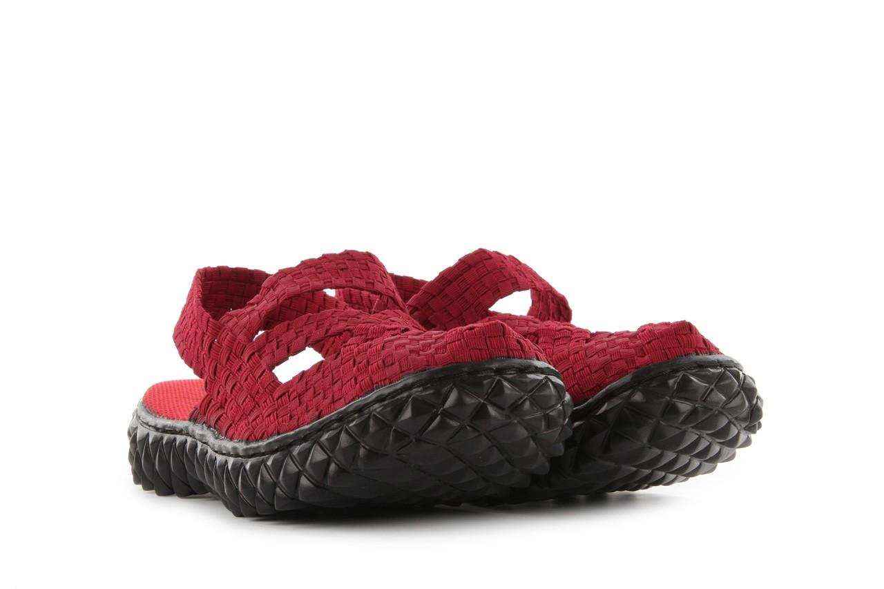 Rock cross sandal bordo - rock - nasze marki 8